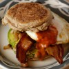 Daphne Oz's Mexican Breakfast Sandwich