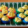 Big Game Deviled Eggs