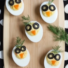Chirp, Chirp Deviled Eggs