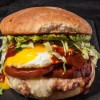 Mexican Fried Egg Breakfast Torta