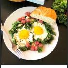 Greens & Eggs & Ham