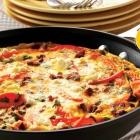 Chorizo & Pepper Frittata