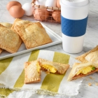 Egg Pizza Pockets